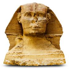 Great Sphinx Pyramid Egypt Gramphic Decal Sticker Art Call Wall Décor