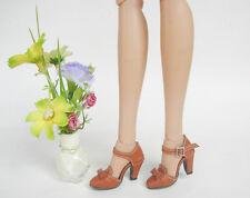 """Shoes for Tonner/16""""Antoinette, Ellowyne Wilde /16""""Deja Vu doll(ADES-17)"""
