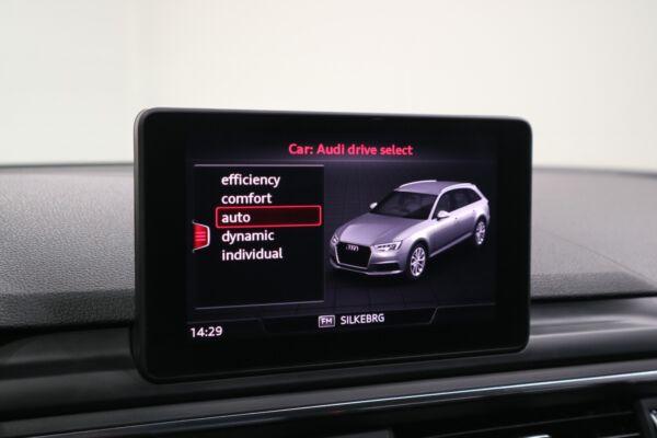 Audi A4 2,0 TFSi 190 Sport Avant S-tr. billede 10