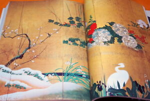 SAKAI-HOITSU-and-EDO-RIMPA-Book-from-Japan-Japanese-Rinpa-Art-1079