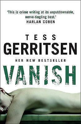 Vanish, Gerritsen, Tess, Excellent Book