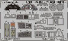 Eduard Zoom SS398 1/72 Grumman F9F-2 Panther Hobby Boss