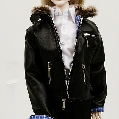 [wamami]770# Leather Coat/Suit SD DOD 1/3 Boy BJD Dollfie