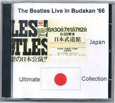 Beatles Live Complete Concert in Budakan Japan '66 2 DVD Set