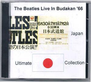 Beatles-Live-Complete-Concert-in-Budakan-Japan-039-66-2-DVD-set