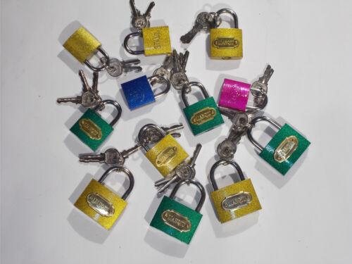 Cast Iron Padlock 32 38 50 63 75mm 3 keys Retro 2 keys Padlock Wedding Ceremony