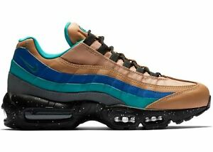 Nike Air Max 95 Premium Praline Turbo Green Cool Grey