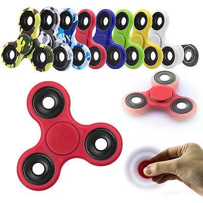 Hand Spinner Fidget Jouet 3D toupie de doigt Main ANTI-STRESS ADULTE ENFANT