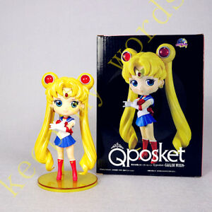 Q-Posket-Classic-Anime-Sailor-Moon-Tsukino-20th-Anniversary-7-034-PVC-Lovely-Figure