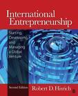 International Entrepreneurship von Robert Dale Hisrich (2012, Taschenbuch)