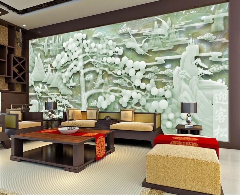 3D Grüner Berg Baum 964 Tapete Wandgemälde Wandgemälde Wandgemälde Tapete Tapeten Bild Familie DE Summer | Viele Sorten  | Die Königin Der Qualität  |  e8c9ee