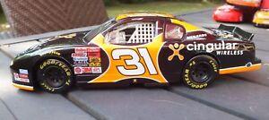 Robby-Gordon-31-Cingular-Wireless-1-24-Diecast-2002-Monte-Carlo-NASCAR-Race-Car