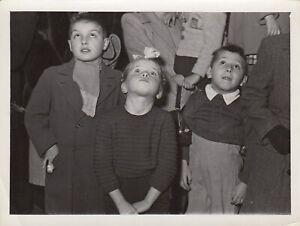 Yvon-Beaugier-enfants-Paris-1954-2-tirages-originaux