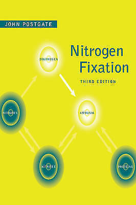 1 of 1 - Nitrogen Fixation by Postgate, John