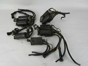 image is loading vintage-honda-cb750-ignition-coils-lot-spares-repair-