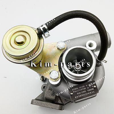 TD03 49131-02020 Turbo For 2003 Kubota Earth Moving Bobcat S160 V2003T Engine