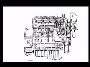 image is loading kubota-d1005-d1105-d1305-v1505-engine-manual-for-
