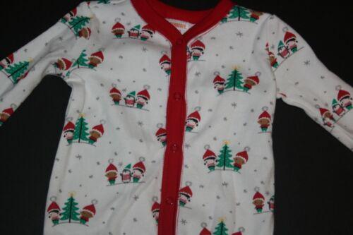 New Gymboree Gymmies Boy Girl Holiday Sleep N Play Pajamas PJs NWT NB 3m 6m 9m
