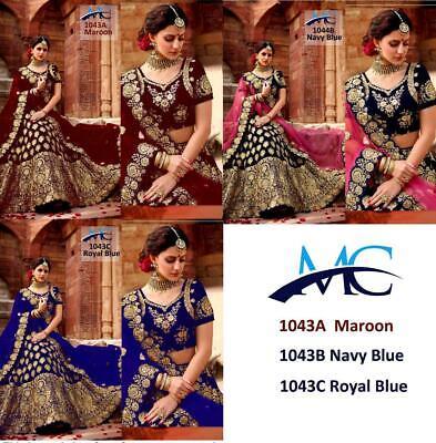 Lengha Blouse Indian Wedding Women Saree Pakistani Lehenga Choli Girls Dresses Ebay