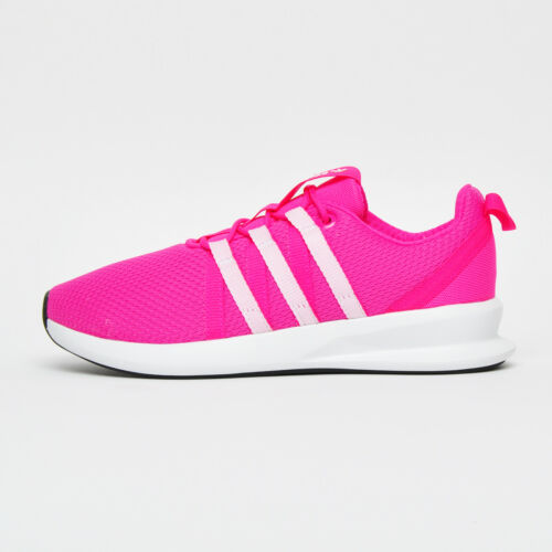 Adidas Originals Loop Racer Girls Womens Casual Retro Fashion Gym Trainers Pink