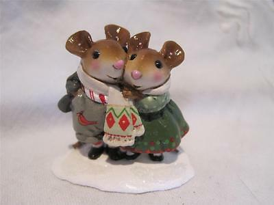 Wee Forest Folk Limited Edition Coupled Up - Very Limited from 2013 Mouse Expo