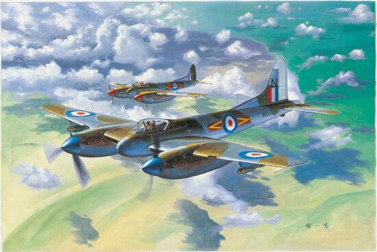 Ven a elegir tu propio estilo deportivo. Trumpeter Trumpeter Trumpeter 1 48 De Havilland Hornet F.3  02894  más orden
