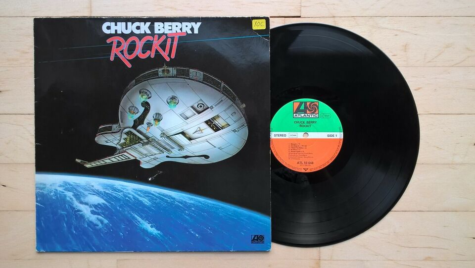 LP, Chuck Berry, Rockit