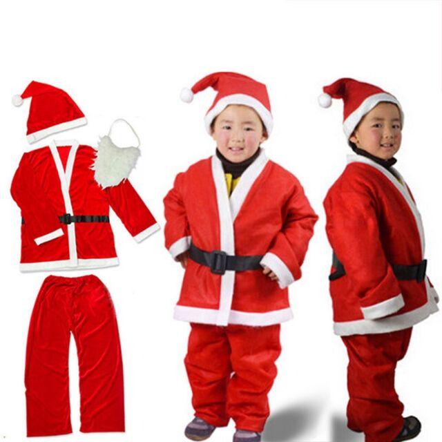 Childs Shepherd Joseph Fancy Dress Nativity Christmas Dressing Up Outfit 4-12 yr