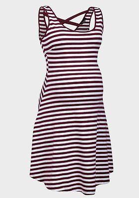 Topshop Cotton Rich Light Weight Maternity Summer Dress - Size 10 12 14 16