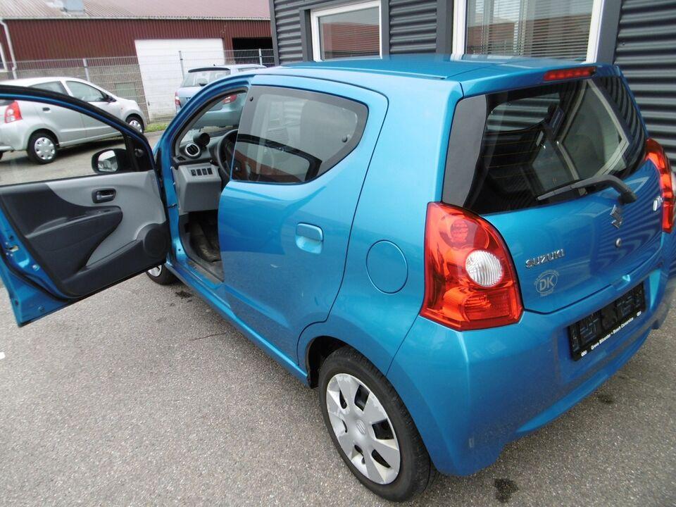 Suzuki Alto 1,0 GLS Benzin modelår 2014 km 95000 nysynet