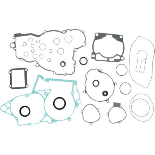 Motordichtsatz mit Dichtringen Simmerringen für KTM SX 250 Husqvarna TC 250 2017