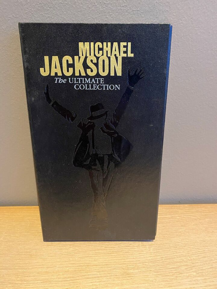 Michael Jackson: The Ultimate Collection, pop