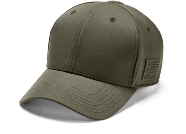 buy online 4595a 98604 Under Armour Tactical Friend or Foe Fitted Cap Hat 2.0 Md lg OD Green  1330607