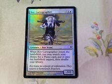 1x FOIL Cliff Threader Zendikar MtG Magic White Common 1 x1 Card Cards