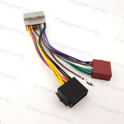 Chrysler Grand Voyager Câble Iso Harnais Câblage Connecteur Stéréo Adapter 22pin
