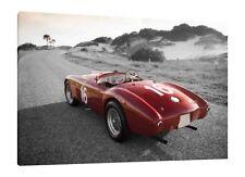 1951 Ferrari 340 America 30x20 Inch Canvas Art Framed Picture Print Classic Car