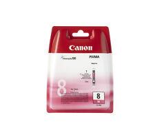 Genuine Canon CLI-8M Magenta Ink Cartridge Pixma iP6700D MP500 MP530 MP600
