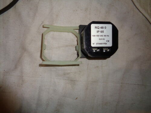 HOUR METER NEW 110 VOLTS MADE IN FRANCE