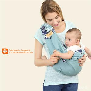 UK Baby Doll Carrier Sling Toy For Kids Toddler Children Front Back Carrier GH1