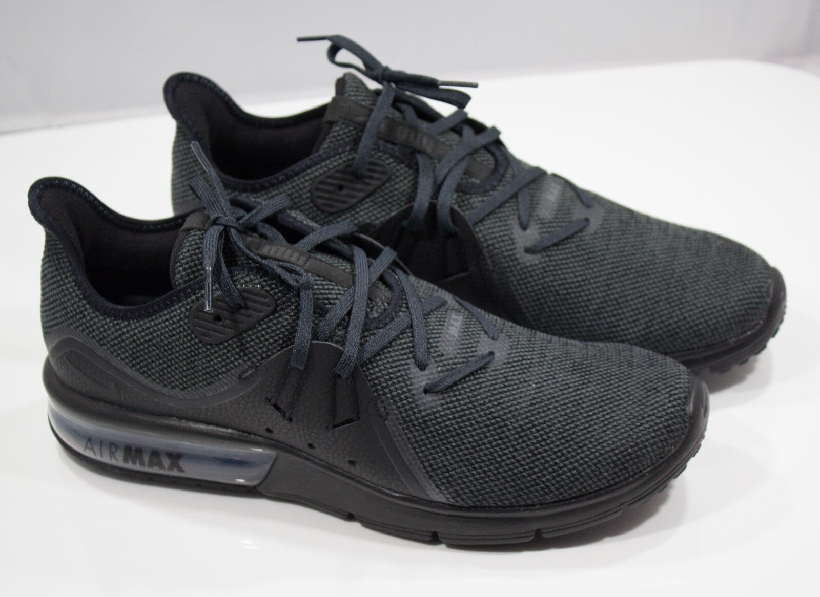 NIKE AIR MAX Sequent 3    921694 010. Size 12 US Fast Free Shipping REAL PICTURES 34f3a1