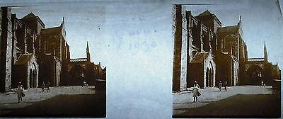 Actief Photographie Cathédrale Saint-samson De Dol-de-bretagne Août 1930 Eglise Breizh Geavanceerde TechnologieëN
