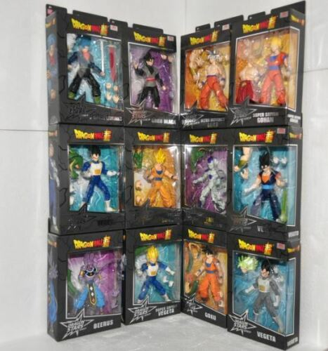 BANDAI Dragon Stars Series Dragon Ball Z SET of 12 Action Figures ORIGINAL NEW