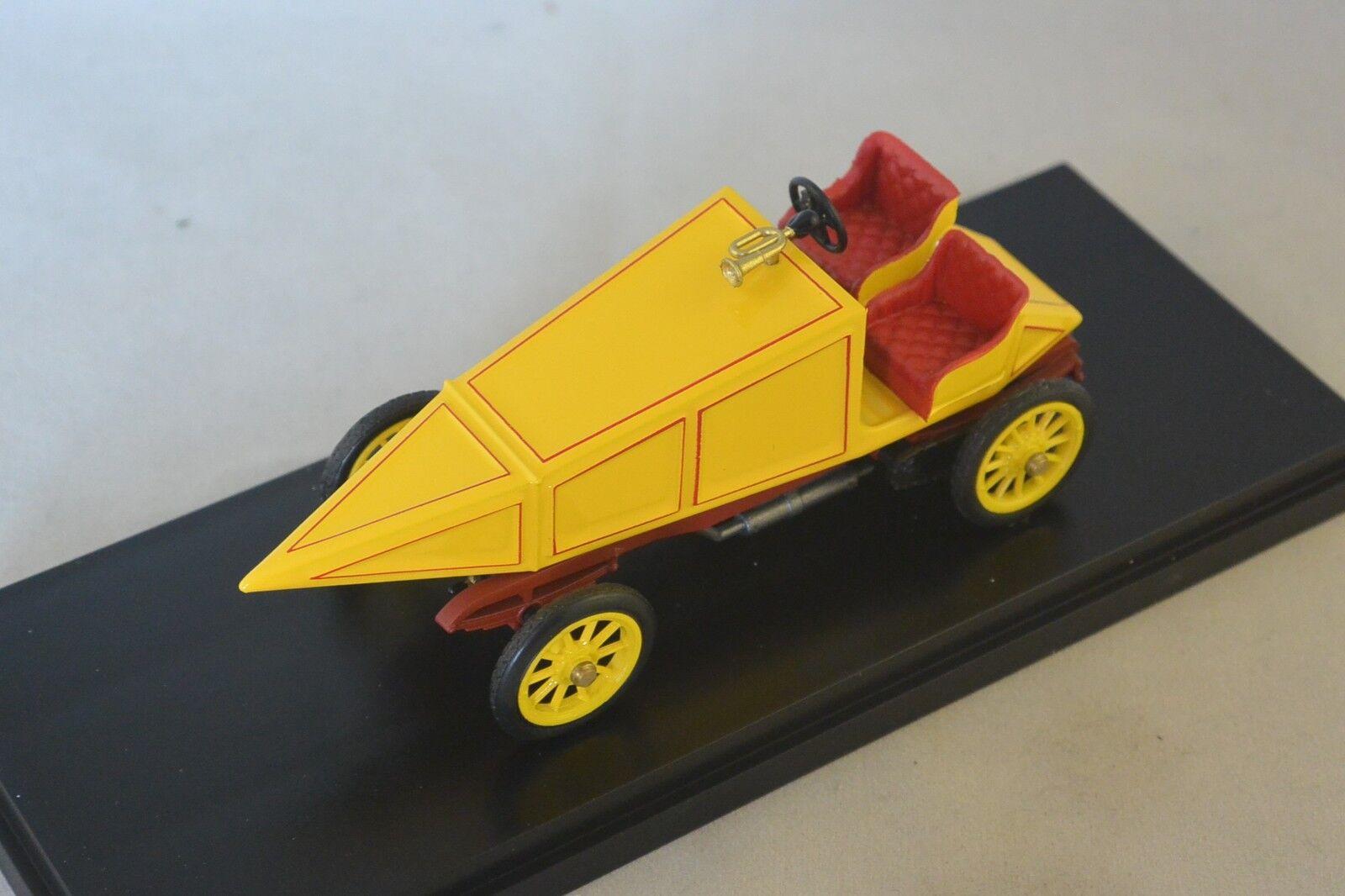 RIO 4329 - General 40 HP grand prix 1902 jaune    1 43  vente de sortie