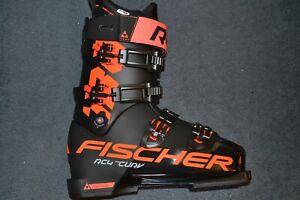 FISCHER-RC4-THE-CURV-130-PBV-HERREN-Skischuhe-Schuhe-Ski-Schi-Maenner-NEU