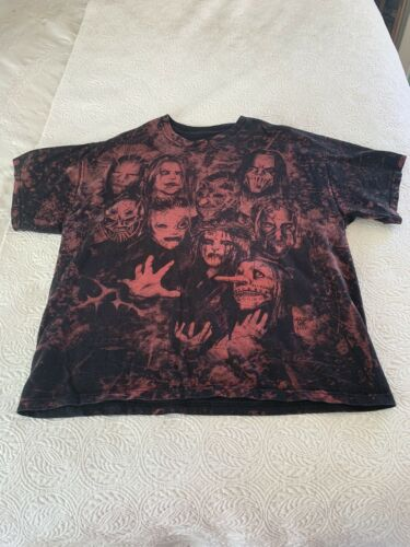 Slipknot All Over Print T-Shirt