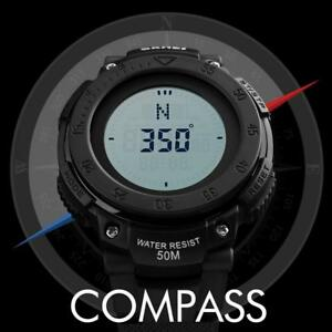 SKMEI-Military-Watches-Compass-Men-Sports-LED-Digital-Wristwatches-ER15