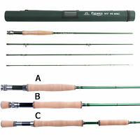 Fly Fishing Rods 3 4 5 6 7 8 9 10 12wt 4-sec Im10 Fast Action & Cordura Tube
