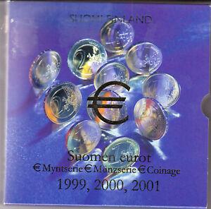 Finlande - Bu 1999 - 2000 - 2001