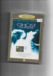 """DEMI MOORE- FILM """" GHOST, FANTASMA"""" 2 PREMI OSCAR .DVD NUOVO SIGILLATO"""