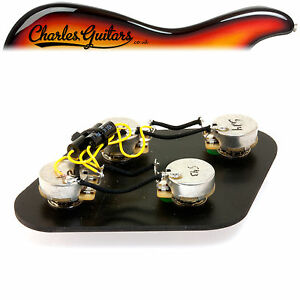 s l300 rs guitarworks pre wired long shaft les paul modern upgrade kit